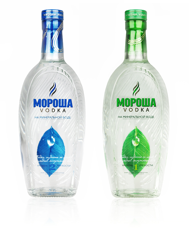Alcopack Type 8 vodka Morosha